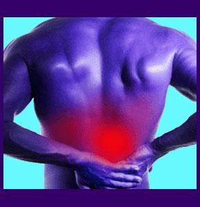 Back Pain When Raining